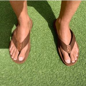 sandalias de caballero cómodas