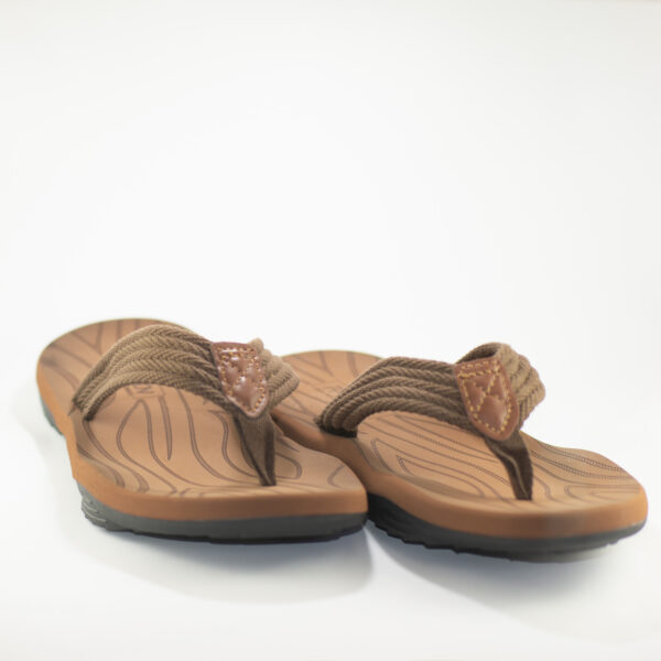 sandalias marron de johnny colosi
