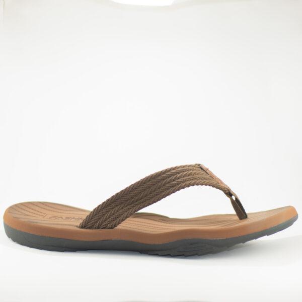 escorzo sandalia marron