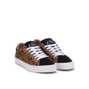 Bambas leopardo piel unisex