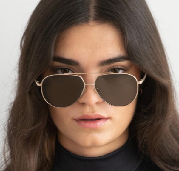 gafas estilo aviador